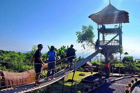 Rumah Pohon Karangasem Ngetrips Scoop Keren Inilah Foto Bali Kab