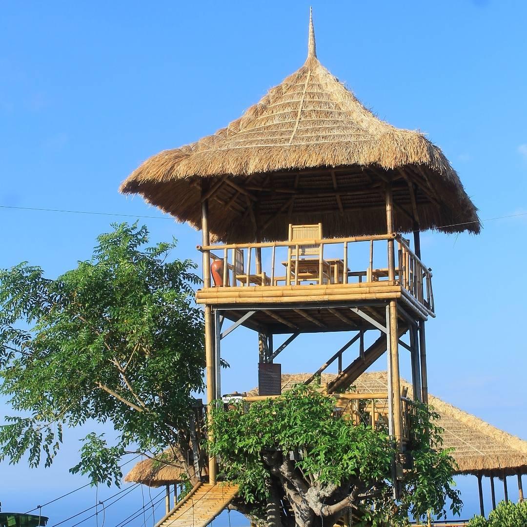Rumah Pohon Karangasem Tempat Asik Kab
