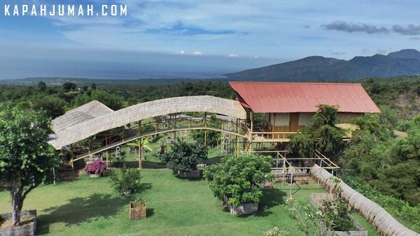 Rumah Pohon Kubu Karangasem Bali Kapahjumah Kab