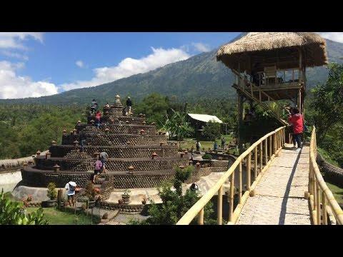 Rumah Pohon Kubu Karangasem Bali Youtube Tree House Kab