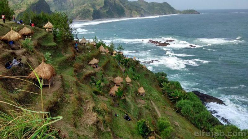 45 Wisata Alam Kebumen Indah Dikunjungi Pantai Menganti Arung Jeram