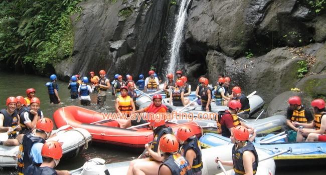 Ayung Rafting Bali Booking 081236 124 950 Olahraga Favorit Bagi
