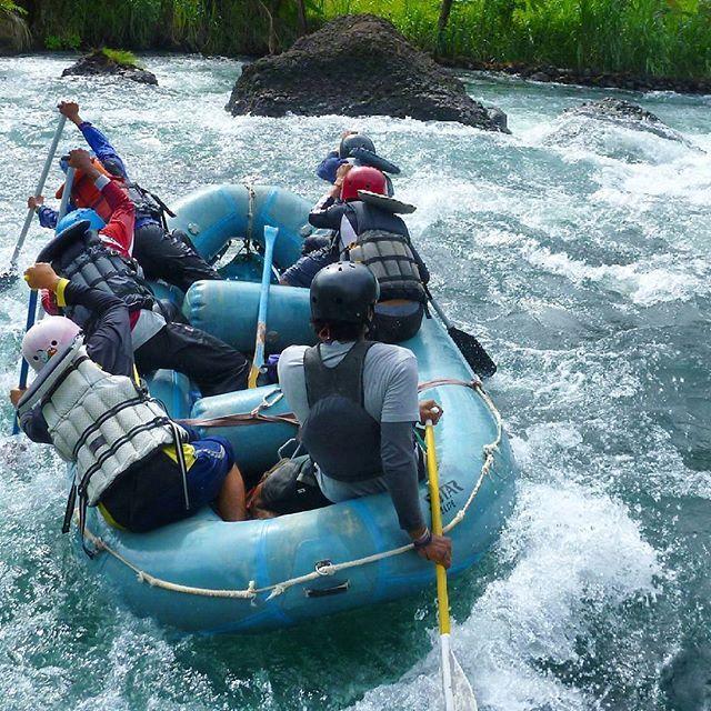 Menikmati Alam Kebumen Beda Rafting Traveling Yuk Punya Rute Sepanjang