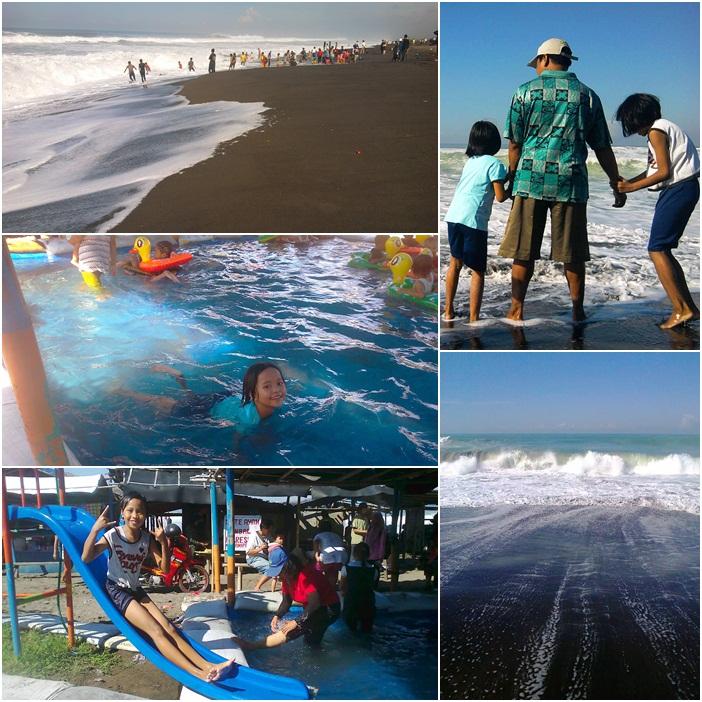 Panduan Wisata Kebumen Endah Murniwati Pantai Bocor Arung Jeram Padegolan