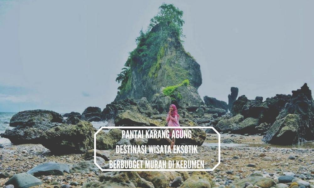 Pantai Karang Agung Destinasi Wisata Eksotik Berbudget Murah 126 Arung
