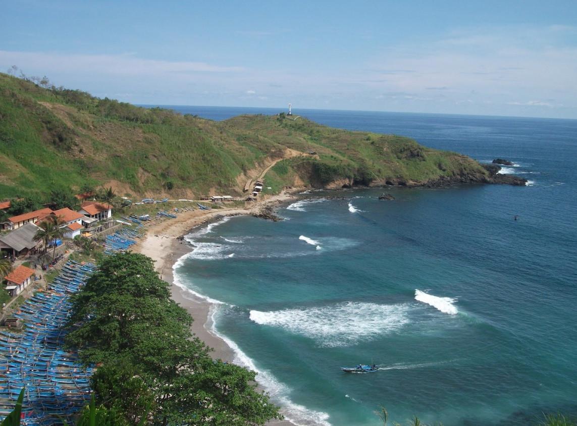 Pesona Indonesia Tempat Wisata Kebumen Menarik Dikunjungi Pantai Tempuh Kecamatan
