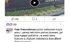 Tak Pantai Kebumen Punya Wisata Ekstrem Arung Jeram Lewat Fb