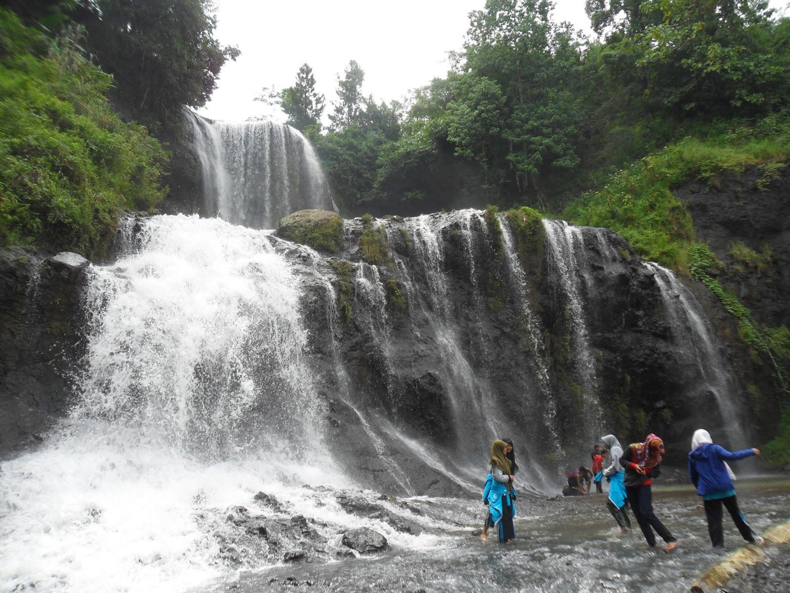 Tempat Wisata Menarik Kebumen Brrrwisata Air Terjun Sudimoro Image Destinasiwisatakebumen