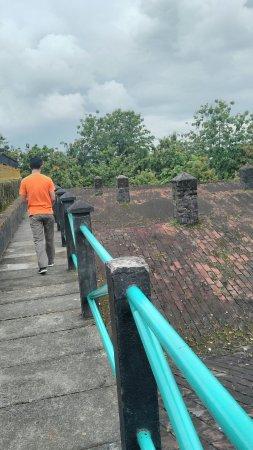Benteng Van Der Wijck Picture Fort Kebumen Kab