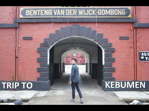 Trip Kebumen Pantai Karang Bolong Watu Bale Menganti Benteng Van