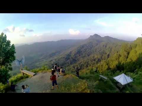 Bukit Langit Kebumen Wisata Alam Cingire Youtube Kab