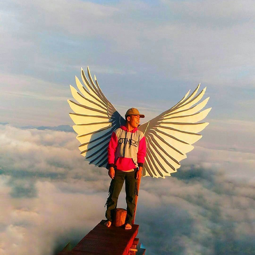 Bukit Langit Kebumen Wisata Negeri Atas Awan Keren Kab