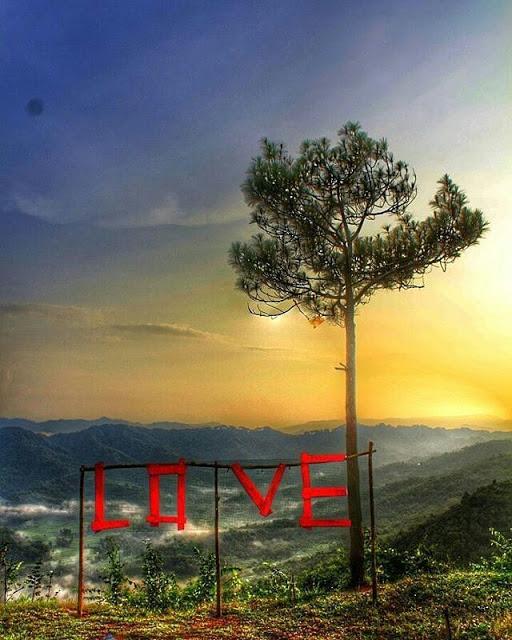 Bukit Langit Tebing Keraton Versi Kebumen Foto Love Kab