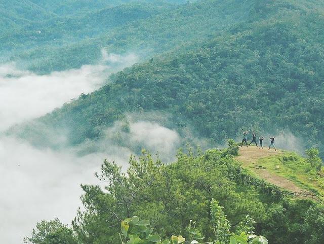 Bukit Langit Tebing Keraton Versi Kebumen Kab