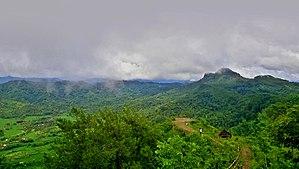 Giripurno Karanganyar Kebumen Wikipedia Bahasa Indonesia Panorama Alam Bukit Langit