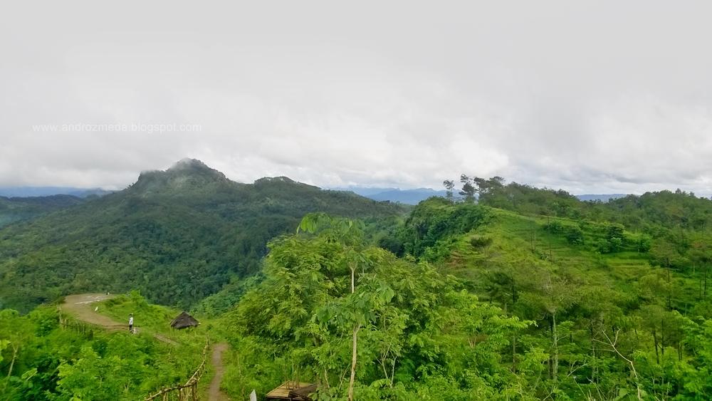 Jalan Berliku Menuju Bukit Langit Kab Kebumen