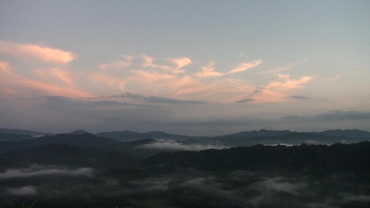 Ratih Tv Kebumen Panorama Bukit Langit Karanganyar Kab
