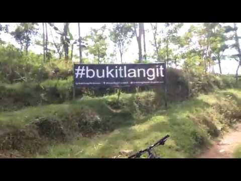 Rute Jalan Lokasi Bukit Langit Desa Giripurno Karanganyar Kebumen Kab