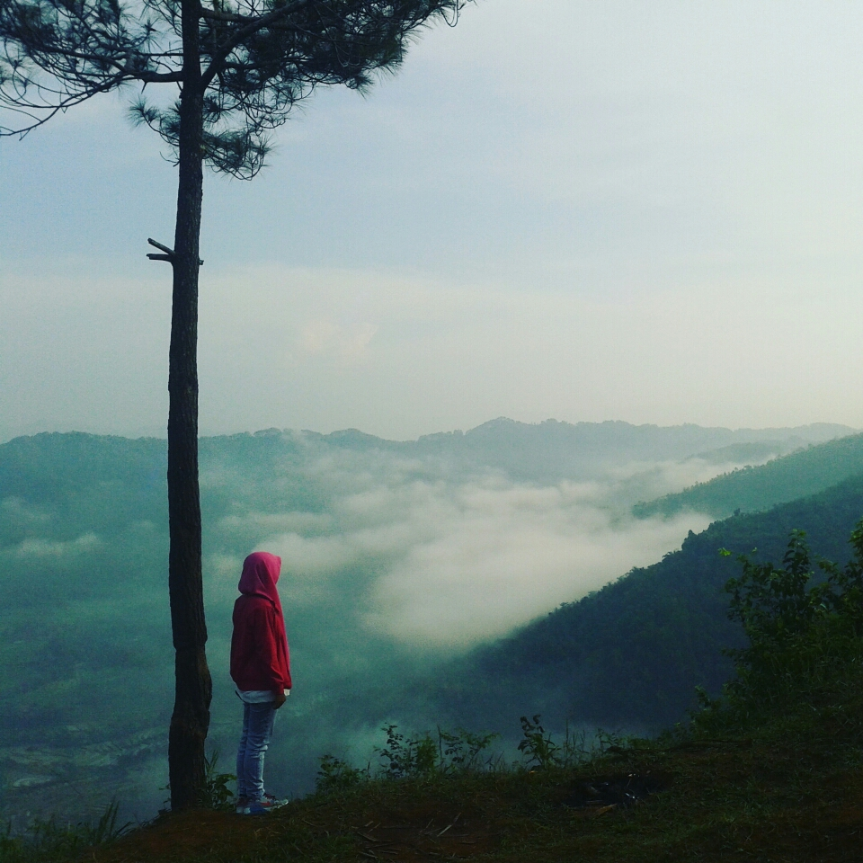 Tempat Wisata Kebumen Bukit Langit Penjelajah Karanganyar Potensi Kabupaten Mengeliat
