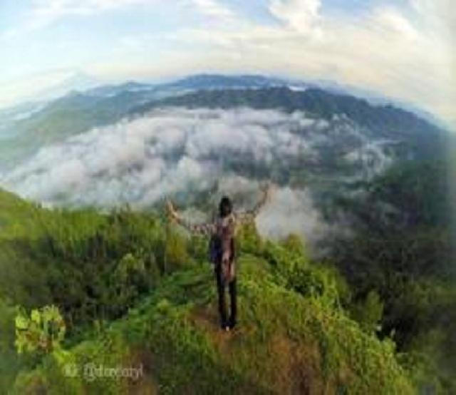 Wisata Bukit Langit Perbukitan Condong Giripurno Kab Kebumen