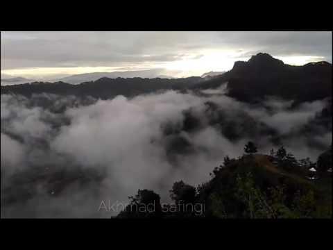 Wisata Kebumen Bukit Langit Youtube Kab