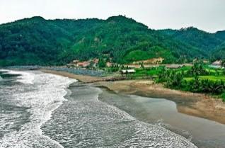 36 Daftar Kekayaan Wisata Alam Indonesia Kebumen Jawa Tengah Pesona
