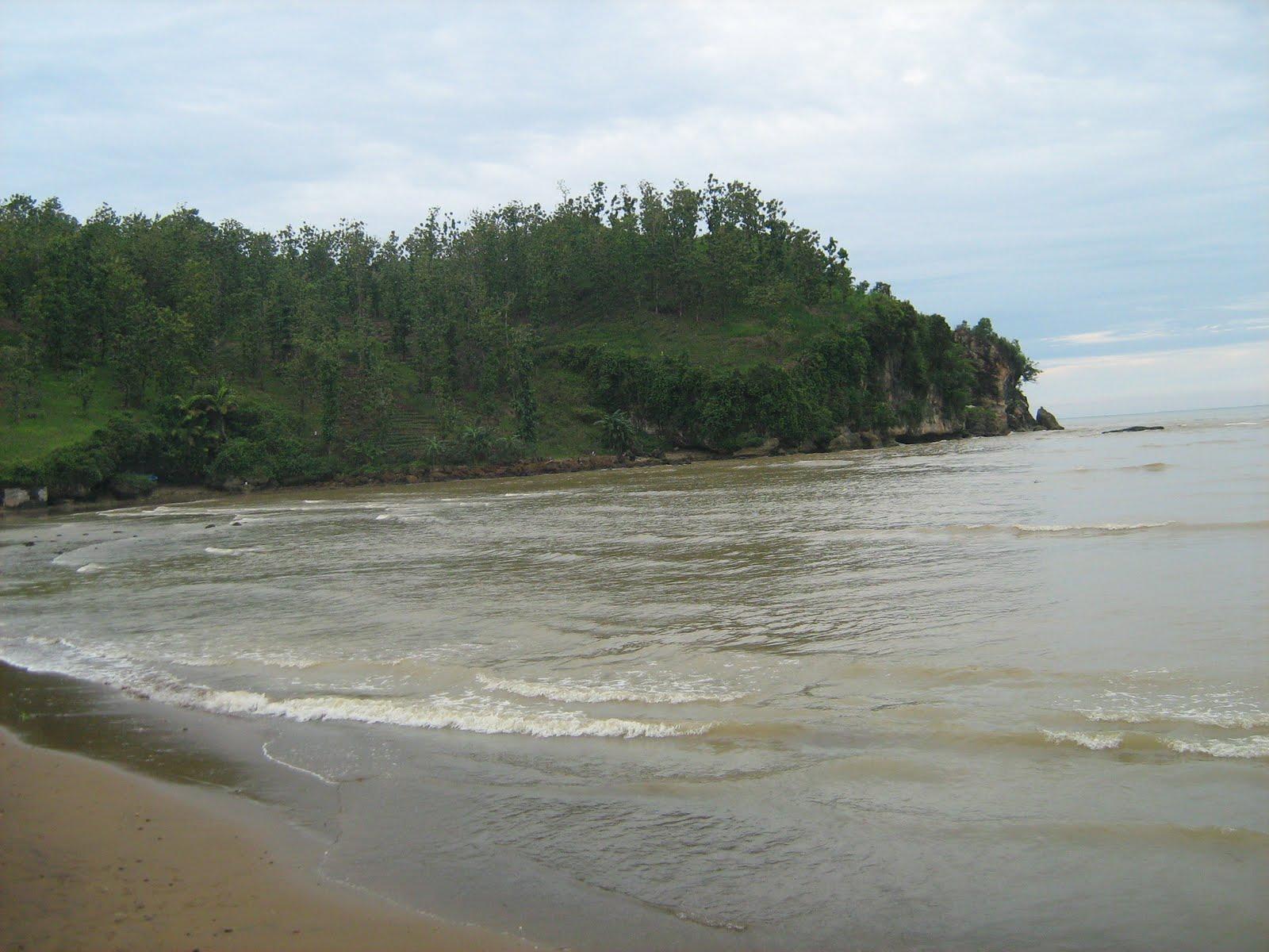 40 Tempat Wisata Kebumen Jawa Tengah Daerah Kota Gombong Pantai
