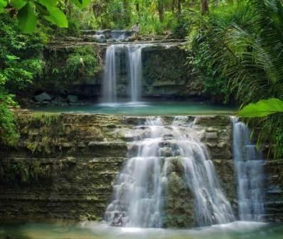 41 Tempat Wisata Kebumen Jawa Tengah Wajib Dikunjungi Curug Plumbon