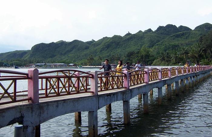 Pantai Ayah Lintas Kebumen Logending Hutan Mangrove Kab