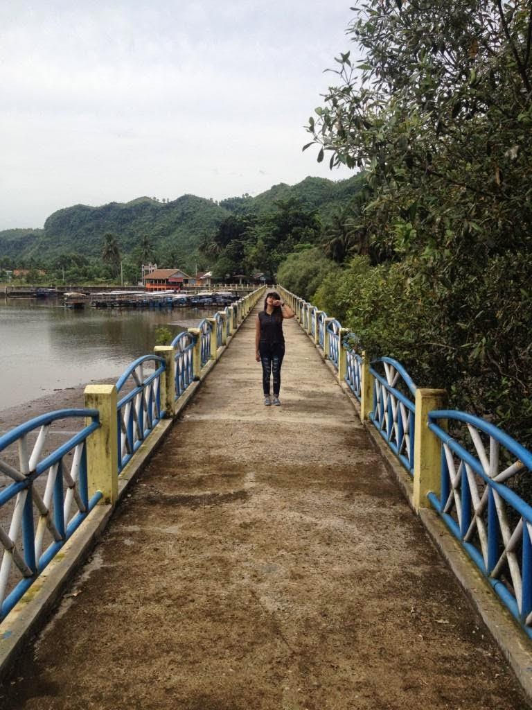 Pantai Logending Kebumen Jawa Tengah Hobby Jalan Terdapat Batu Karang