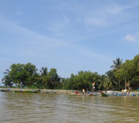 Wisata Edukasi Hutan Mangrove Logending Ayah Kabupaten Kebumen Indahnya Taman