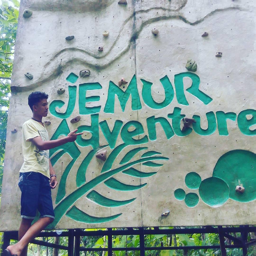 9 Permainan Bisa Nikmati Wisata Jemur Adventure Park Jap Kebumen