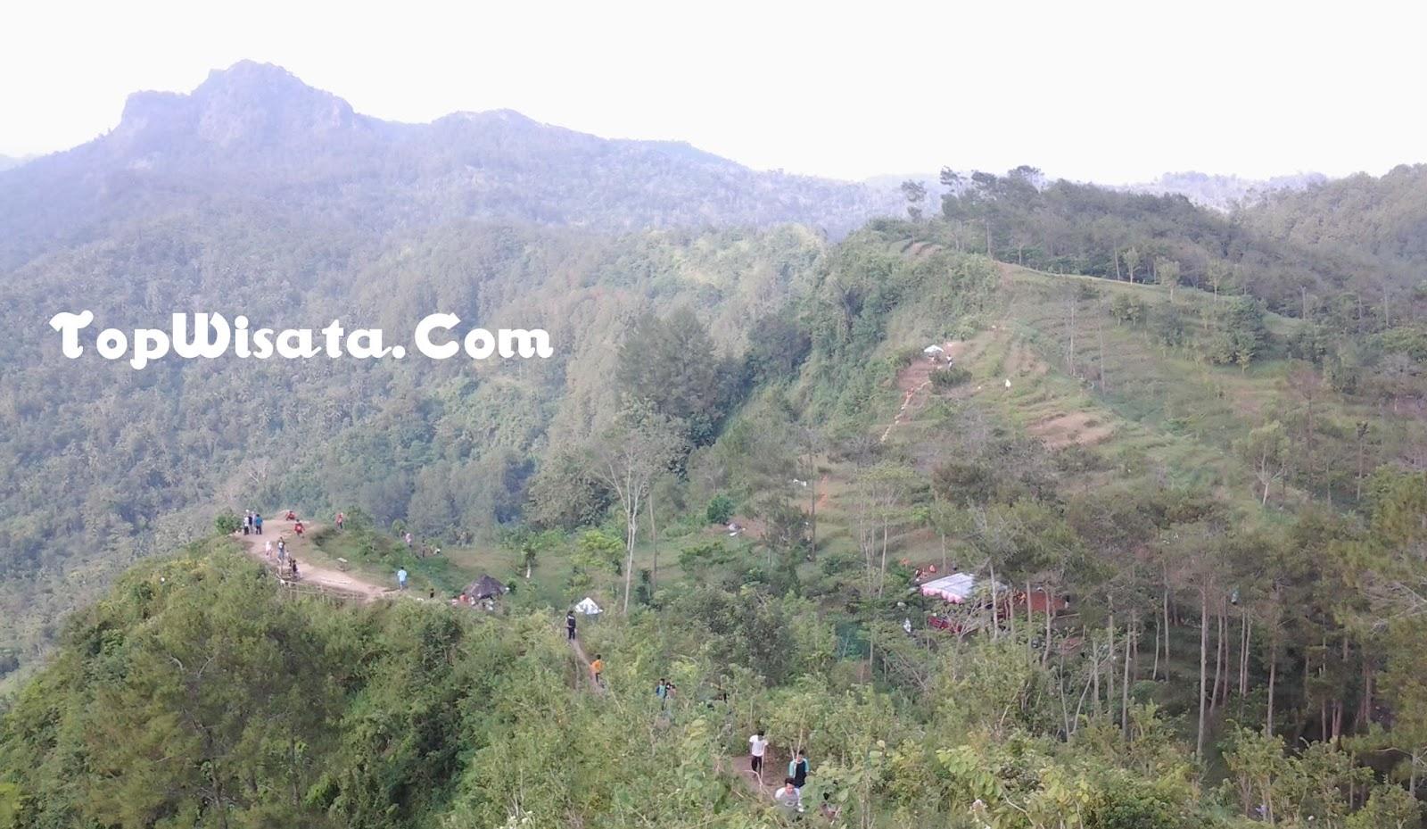 Bukit Langit Giripurno Indahnya Negeri Atas Awan Karanganyar Foto Ambil