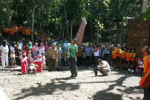 Jemur Adventure Hadir Kebumen Banyumasnews Park Kab