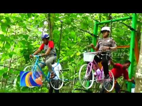 Jemur Adventure Park Wisata Alam Tak Jauh Pusat Kota Ratih
