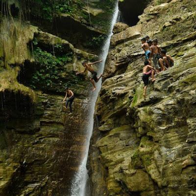 Jemur Adventure Park Wisata Outbond Murah Terlengkap Kebumen Curug Wringin
