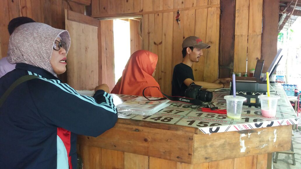 Kampung Dakwah Sebagai Bagian Pelayanan Pengunjung Jemur Adventure Park Bumdes