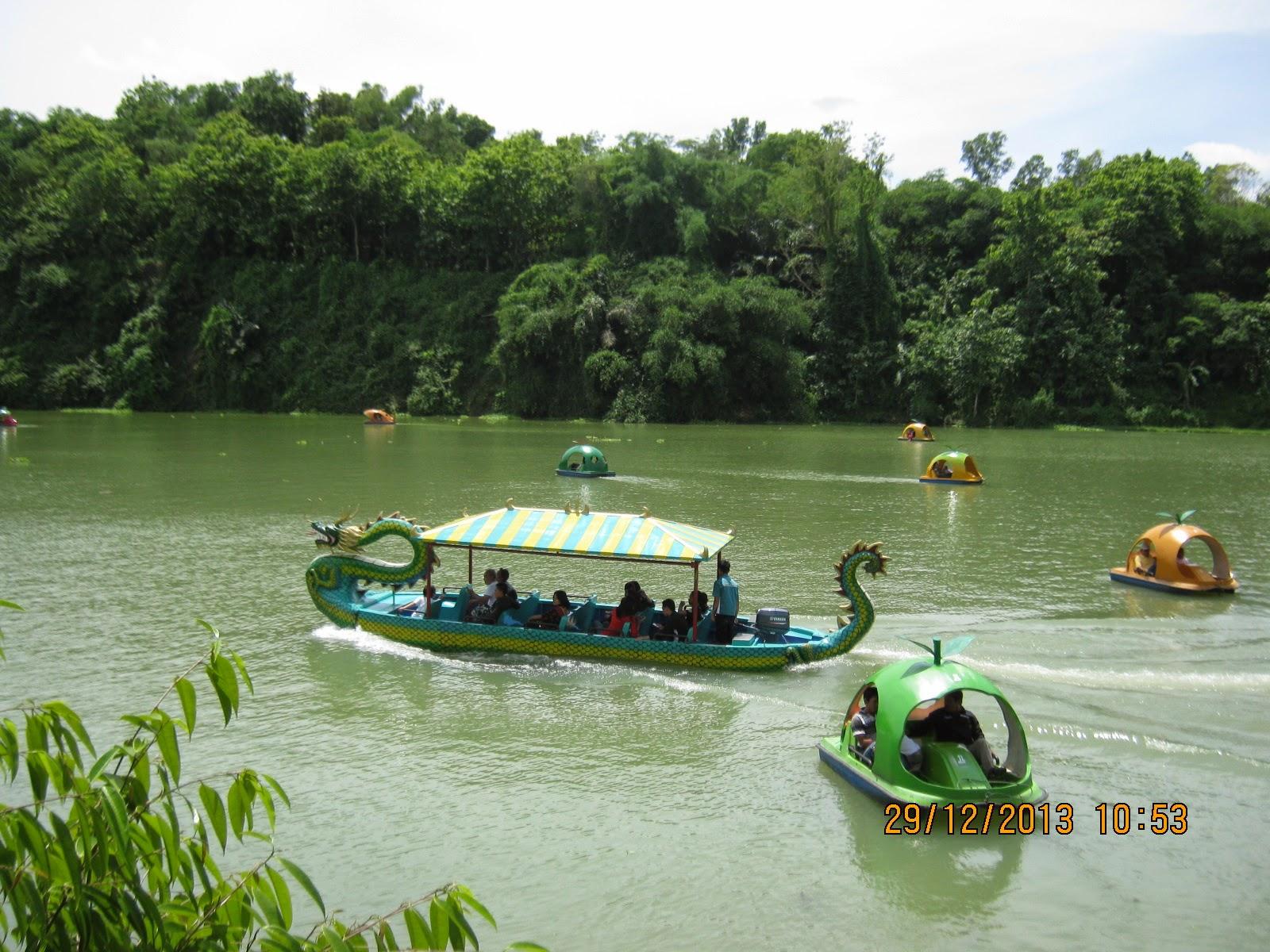 Keindahan Obyek Wisata Jembangan Kebumen Radar Jemur Adventure Park Kab