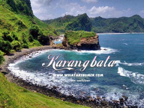 15 Pantai Kebumen Membuktikan Surga Wisata Karangbata Bocor Kab