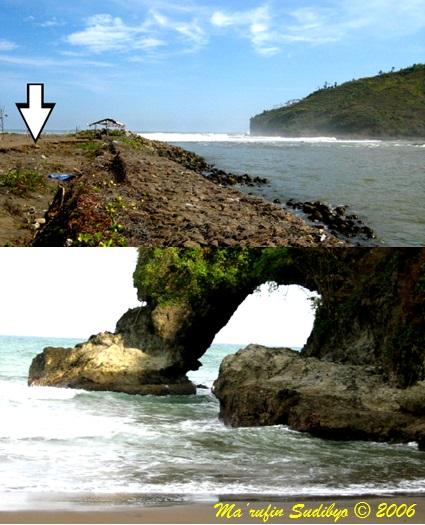 Karangbolong Jejak Gunung Berapi Purba Pesisir Kebumen Ekliptika Pantai Suwuk