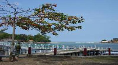 Obyek Wisata Pantai Petanahan Kebumen Beriman Bocor Kab