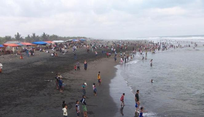 Ombak Pantai Selatan Menelan Korban Remaja Asal Kebumen Kampung News