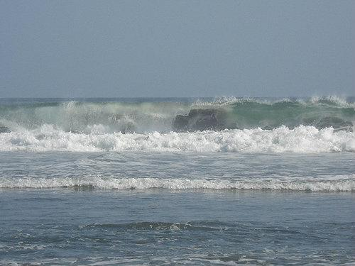 Pantai Bocor Ayamputih Kab Kebumen
