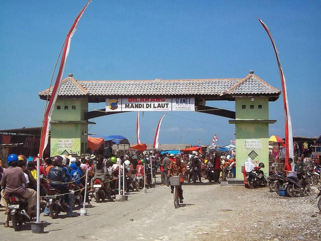 Pantai Bocor Kebumen Ahmad Nurohman Blog Wisata Kab