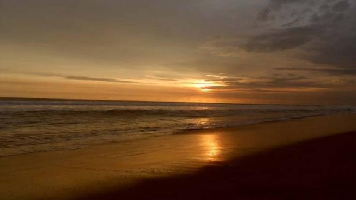 Pantai Bocor Wisata Alam Kebumen Jawa Tengah Kab