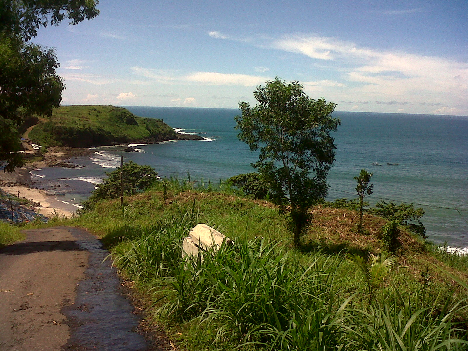Pantai Menganti Kebumen 2018 Rute Peta Jalan Menuju Lokasi Harga