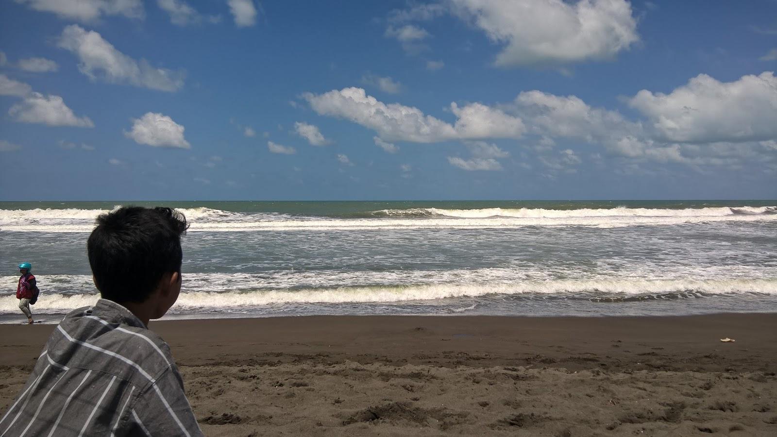 Pantai Setrojenar Kebumen Djangkaru Bumi Bocor Kab