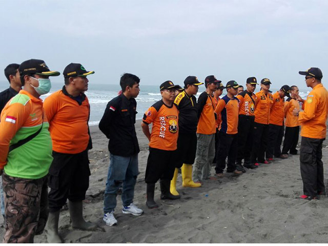 Pencarian Satu Korban Pantai Bocor Dihentikan Kebumen Ekspres Kebumenekspres Upaya