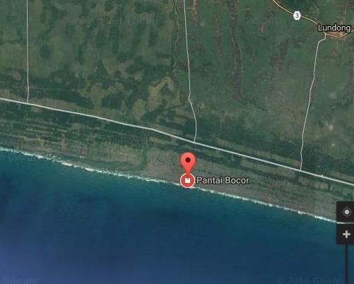 Pesona Keindahan Wisata Pantai Bocor Kebumen Jawa Tengah Demikianlah Sedikit
