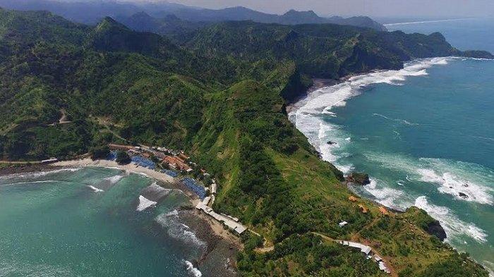 Tag Wisatawan Ribuan Serbu Pantai Menganti Kebumen Penghujung 2017 Bocor
